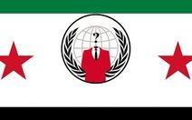 Anonymous tấn công Bộ Quốc phòng Syria