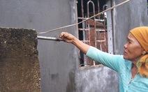 Hơn 500 hộ gia đình bị cắt nước sinh hoạt
