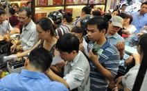 Giá vàng điên loạn do đầu cơ chủ yếu ở Hà Nội