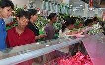 Giá thực phẩm giảm nhiệt