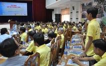 Trưởng thôn vùng giải tỏa đối thoại với tỉnh
