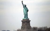 Trùng tu tượng Nữ thần Tự do