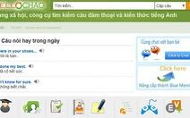 Trợ giúp học tiếng Anh tại HelloChao.com