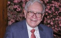 Tỉ phú Warren Buffett kêu gọi tăng thuế lên người giàu