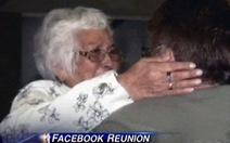 Tìm được con sau 63 năm nhờ Facebook