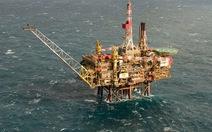 Đã kiểm soát được dầu rò rỉ ở biển Bắc