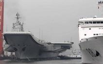 Tướng Trung Quốc bác tin đưa tàu Thi Lang hoạt động năm 2012