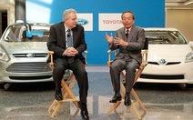 Mỹ - Nhật bắt tay làm xe hybrid bán tải