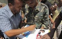 Tập ảnh bà Rice ở dinh thự của Gaddafi