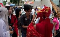 """Lễ hội mùa thu cho tín đồ """"manga"""""""