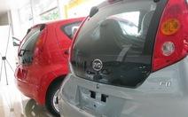 Ôtô Trung Quốc BYD vay nợ công chúng