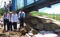 Có cầu qua sông Pô Kô, người dân vẫn chưa hết lo