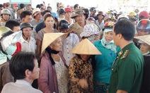 Đà Nẵng: người dân bao vây doanh nghiệp Trung Nam
