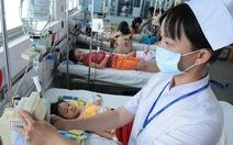 Tiêm thử nghiệm văcxin phòng sốt xuất huyết