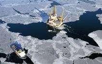 Mỹ - Nga hợp tác khai thác dầu ở Bắc Băng Dương