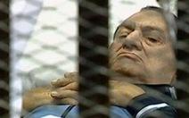 Ông Mubarak lại ra tòa
