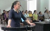 """Trả hồ sơ xét xử vụ """"nữ đại gia Khánh Hòa"""""""
