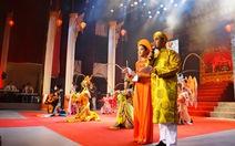 Khai mạc lễ kỷ niệm Ngày sân khấu VN tại TP.HCM