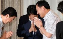 Ông Thaksin tham dự hội nghị ASEAN ở Campuchia