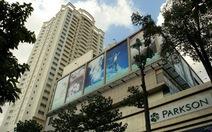 Hùng Vương Plaza: Xây sai phép nhưng không bị phát hiện