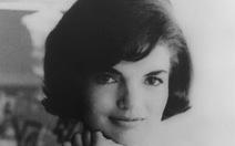 Công bố phỏng vấn bí mật Jackie Kennedy