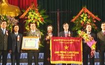 ĐH Y dược Huế nhận danh hiệu Anh hùng lao động