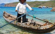 """""""Bà Robinson"""" trên đảo Hòn Khô"""