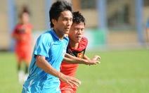 Lê Hoàng Thiên được gọi trở lại đội U-23 VN