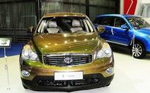 Ôtô Trung Quốc ăn cắp kiểu dáng