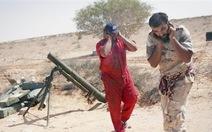 Quân nổi dậy chiếm sân bay Sabha