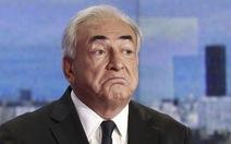 "Dominique Strauss-Kahn: ""Tôi sẽ hối tiếc suốt đời"""