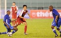 U-23 Việt Nam - Aspire 2-2