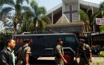 Đánh bom tại nhà thờ ở Indonesia