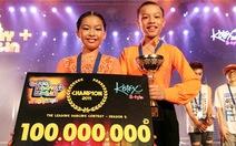 Ngọc Hải - Bảo Ngọc chiến thắng Bước nhảy xì-tin 2011