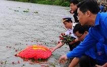 """Bắt đầu """"Hành trình theo dấu tích đường Hồ Chí Minh trên biển"""""""