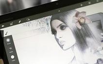 """Adobe Photoshop Touch: """"đùa"""" với ảnh trên tablet"""