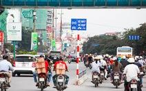 Phân làn giao thông ở Hà Nội: Điều chỉnh ngay những bất cập