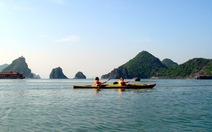 Nhiều tour hấp dẫn trên vịnh Hạ Long