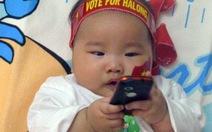 Hình ảnh bầu chọn Hạ Long đáng yêu