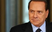 Ý hủy cáo buộc trốn thuế đối với ông Berlusconi
