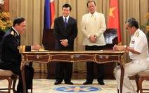 Hợp tác về biển: một trụ cột trong quan hệ VN - Philippines