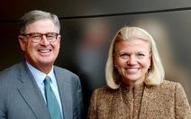 IBM có nữ tướng mới