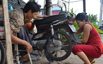 Những mảnh đời rổ rá - Kỳ cuối: Người đàn bà sửa xe