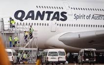 Qantas phải bay lại