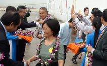 Thêm 1.700 du khách đến Đà Nẵng bằng tàu biển