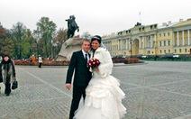 Ghi ở Saint Petersburg