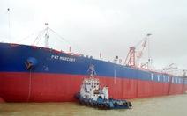 Hạ thủy tàu tải trọng 104.000 tấn