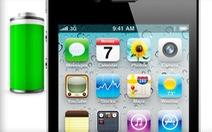 "iOS 5.0.1 ra mắt, iPhone 4S hết lỗi ""cạn pin"""