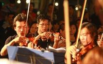 Hòa nhạc cổ điển trên đường phố Hà Nội