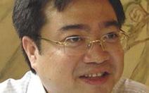 Ông Nguyễn Thanh Nghị làm thứ trưởng Bộ Xây dựng